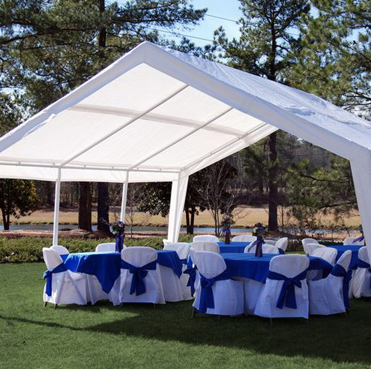 20 X 20 COMMERCIAL TENT & Bounces By Barnes :: Your One Stop Shop For All Of Your Events and ...